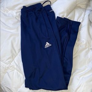ADIDAS NAVY BLUE CLIMACOOL TRACKPANTS